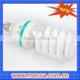 105W E27 lighting spiral energy saving lamp/bulb for photography studio