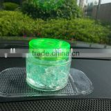 crystal gel cheap wholesale car gel air freshener