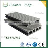 Decking boards decorative wpc wall panels covering for outdoor