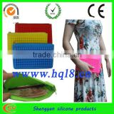 Fashion ladies latest designer wholesale hand bags with jelly beaded design                                                                         Quality Choice