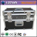 equipment instrument case aluminium tool case with drawers hair stylist tool case tool box side cabinet