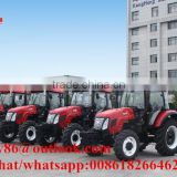 120 hp 4wd agricultural farm tractor