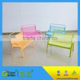 Kids sling stacking 2 seats chair sling stack chair children table and chairs                                                                         Quality Choice