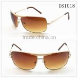 High quality hot sale aviator brand sunglass