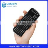 4 in 1 iPazzPort Google TV Wireless Keyboard Mini Handheld 2.4G Keyboard With Touchpad Support Multi Language Rmote Control