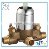 Equilibrate valve with brass for upc faucet parts