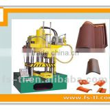 Inquiry about auto roof tile machine Hydraulic Roofing Tiles Press Type TL-YWJ-100