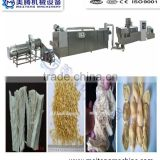 texture soya protein machine/protein bar machine