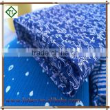 100% Cotton yarn dyed seersucker fabric 2015 hotsale popular wholesale for shirt,scarf,garment..