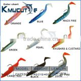 Eel Sea Fishing Lures 120mm/150mm/200mm Cod/Pollock/Bass/Mackerel
