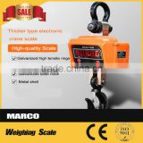 Hoist hanging balance ocs wireless 5 ton crane scale