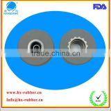 high quality round rubber wheels, solid silicone rubber wheel,handcart silicone rubber wheel
