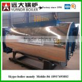 German standard wood pellet biomass hot water boiler for heating and bathing with CE certification