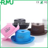 Smart lovely style Cow Boy Hat Humidifier for family use