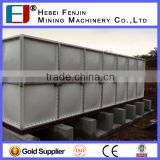 Factory Price Square Sectional SMC Panel Tanks For Water Systems