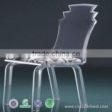 acrylic wedding chair