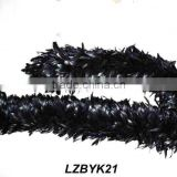Full Fluffy coque feather Boa LZBYK21
