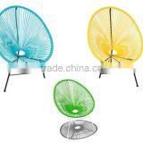 HL-C-15026 egg shaped outdoor rattan/wicker moon chair/leisure garden chair                                                                         Quality Choice