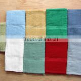 disposable terry various bath towel