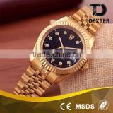 2016 OEM factory rollex roman numbers watch women lady                                                                         Quality Choice