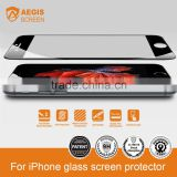 8 Layers Import Japan Ab Glue Tempered Glass For iPhone 3D Screen Protector
