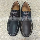 Hot sale alibaba shoes for wholesale men casual footwear fashion leather shoes