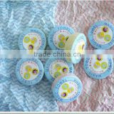 super 100% Viscose rayon Disposable coin magic towel making machine