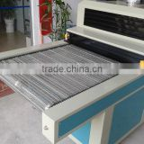 ir tunnel conveyor belt dryer for t-shirt screen printing /vacuum belt dryer conveyor belt