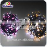 Colorful LED outdoor decorative string lights