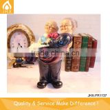 European Room Decorative Resin Golden Wedding Anniversary Gifts