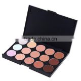 Cosmetic Professional 15 Color Concealer Palette Facial Face Care Camouflage Cream Makeup base Palettes