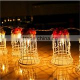new product colorful birdcage LED Light Holiday Light garden lamp for Christmas Party for Room Home