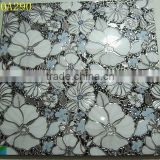 Crystal throwing decorative picture tiles for bathroom wall or club wall