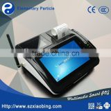 EP Manufacturer M680 android wcdma WIFI barcode reader and finger reader pos terminal 3G