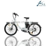 Feeling of Flying rear wheel chopper electric bicycle with bicycle lock silicone