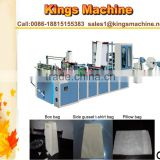 Machinery Ultrasonic Non-woven Bag/Nonwoven Bag/Non Woven Bag Making Machine Rice Bag Making Machine(Kings brand)