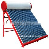 China Non-pressurized Solar Water Heater with Certificate: CE,GS,CCC,ISO