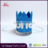 2016 Glitter Birthday Crown Fez Party Hat                                                                         Quality Choice