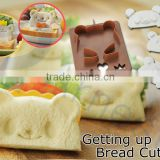 best cookies cutter tools bread cutter set stamp set bento tools kitchenware getting up bread cutter