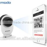 Zmodo cctv design-private outlook mold style network 720P IR wifi video and audio wireless home use mini IP Camera