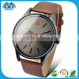 Alibaba Online Shopping Men Leather Strap 60Mm Watches