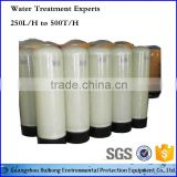 Good Quality Waste Water Treatment Filter Tank FRP Water Tank Price