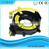 Wholesale price high performance air bag clock spring spiral cable sub-assy 84306-60050 for Toyota