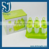 Trade assurance Factory directly sales quality assurance design and processing ice lolly moulds