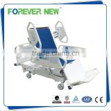 YXZ-C801 8 function electric ICU bed patient adjustable chair bed reclining hospital beds
