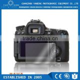 Hottest selling BAVA digital camera LCD screen protecter cover for Canon 70D