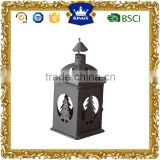 metal lantern frames black candle holder with christmas tree