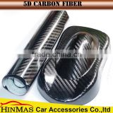 5d carbon fiber vinyl car sticker/3d carbon fiber car wrap vinyl film/carbon fiber vinyl roll