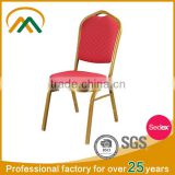 China Furniture metal stackable banquet chair KP-BC004