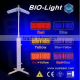 blue light acne therapy lamp machine on light therapy bed BL-001